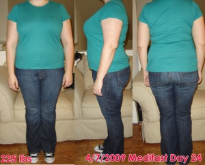 How much weight can you lose in a month safely photo 1
